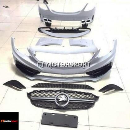 Mercedes W205 C-Class Carlsson Bodykit Set