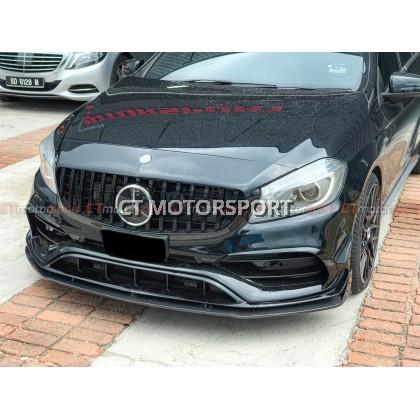 Mercedes A200 A250 A45 W176 Installed A45 Facelift Front Bumper