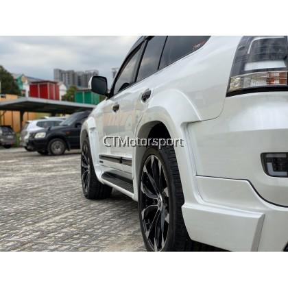 Toyota Land Cruiser FJ200 Installed Facelift Conversion Bodykit Set
