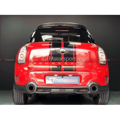 MINI Cooper R56 Valvetronic Exhaust System