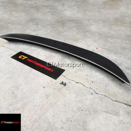 BMW F10 5Series Carbon Fiber AC Style Rear Spoiler