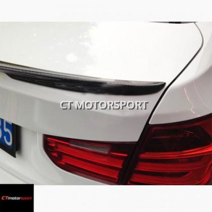 BMW F10  M3 M5 Performance Carbon Spoiler