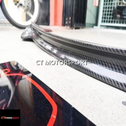 BMW F12 M6 Carbon Fiber Bumper Lip Bodykit