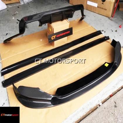 BMW F16X6  3D Carbon Fiber Bodykit