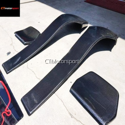 BMW F80 M3 Dry Carbon Seat Cover 2pcs