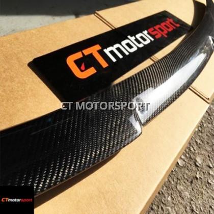 Audi A4 S4 RS4 Carbon Fiber Boot V Style Spoiler
