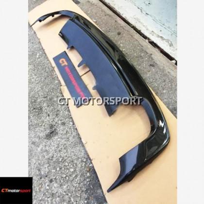 Audi A4 S4 B8.5 Carbon Fiber Diffuser