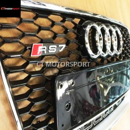 Audi A7 RS7 Convert Quattro Grille