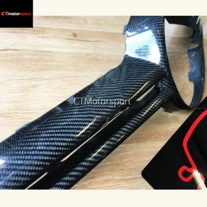 Mercedes W176 AMG Carbon Replacement Grill